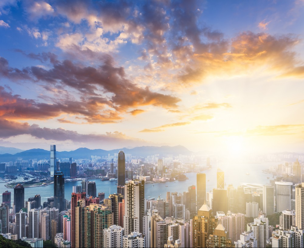 [Blue Bird] 대한항공 '金'출발 주말완전정복 홍콩 2박3일 - 피크트램+유심카드 제공