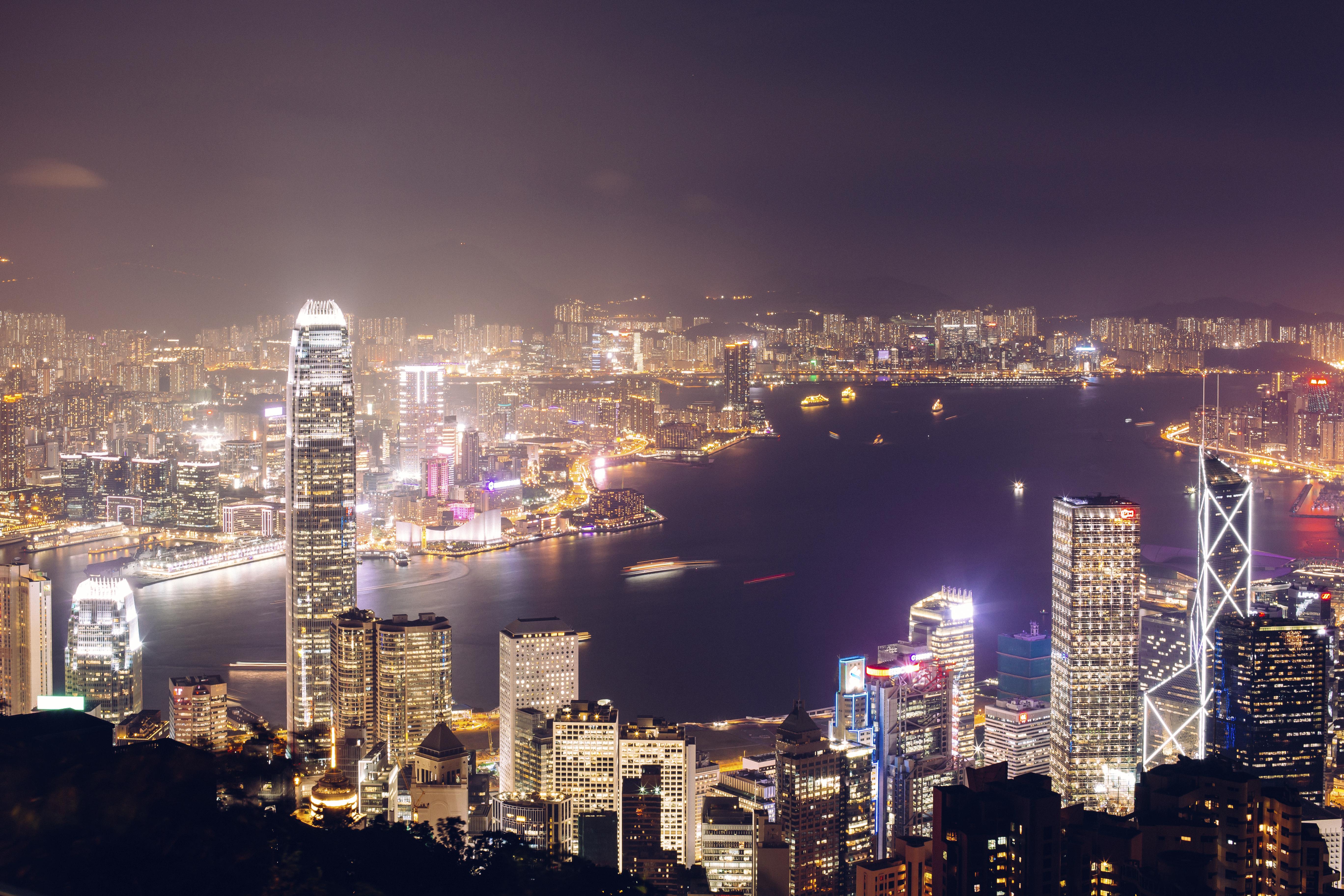 [VISIT HONGKONG] 홍콩자유 2박3일/2박4일/3박4일 - 캐세이퍼시픽항공 (피크트램+보험포함)