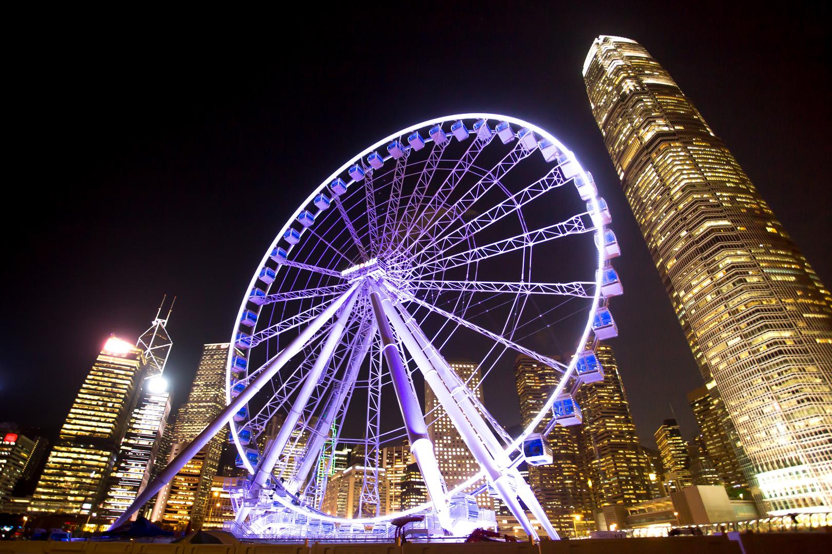 [한번에 두도시] 싱가폴 + 야경이 아름다운 [홍콩] 색다른 4박6일