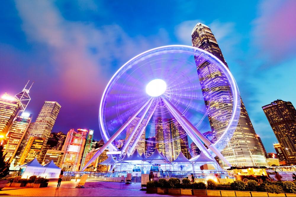 [♥7말8초 여름아 부탁해♥]홍콩 자유여행 3박4일<심카드+피크트램+가이드투어 제공> (항공+호텔+특전 에어텔 풀패키지)